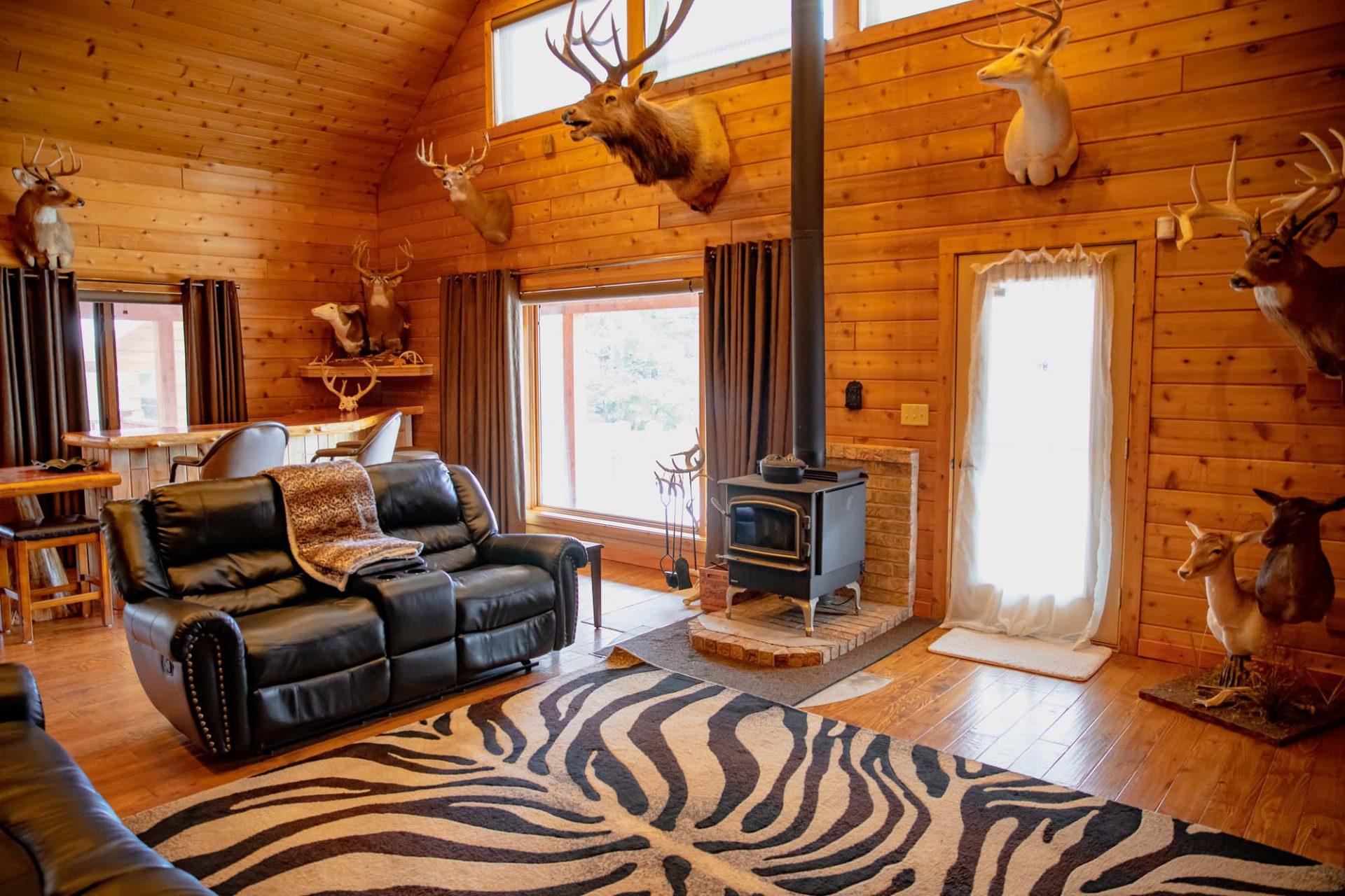 Wi hunting preserves