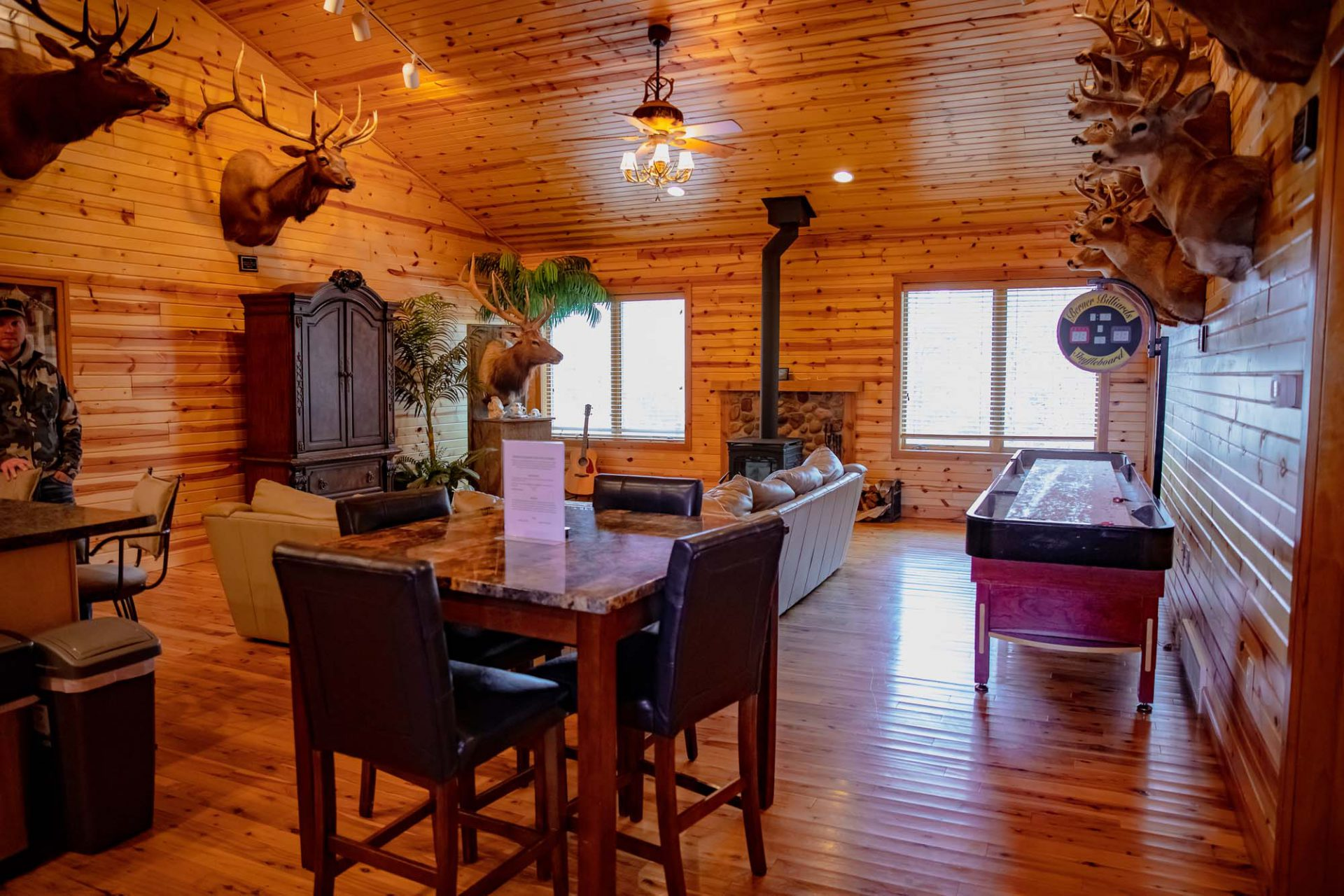 Vacation Cabin Rental in Wisconsin