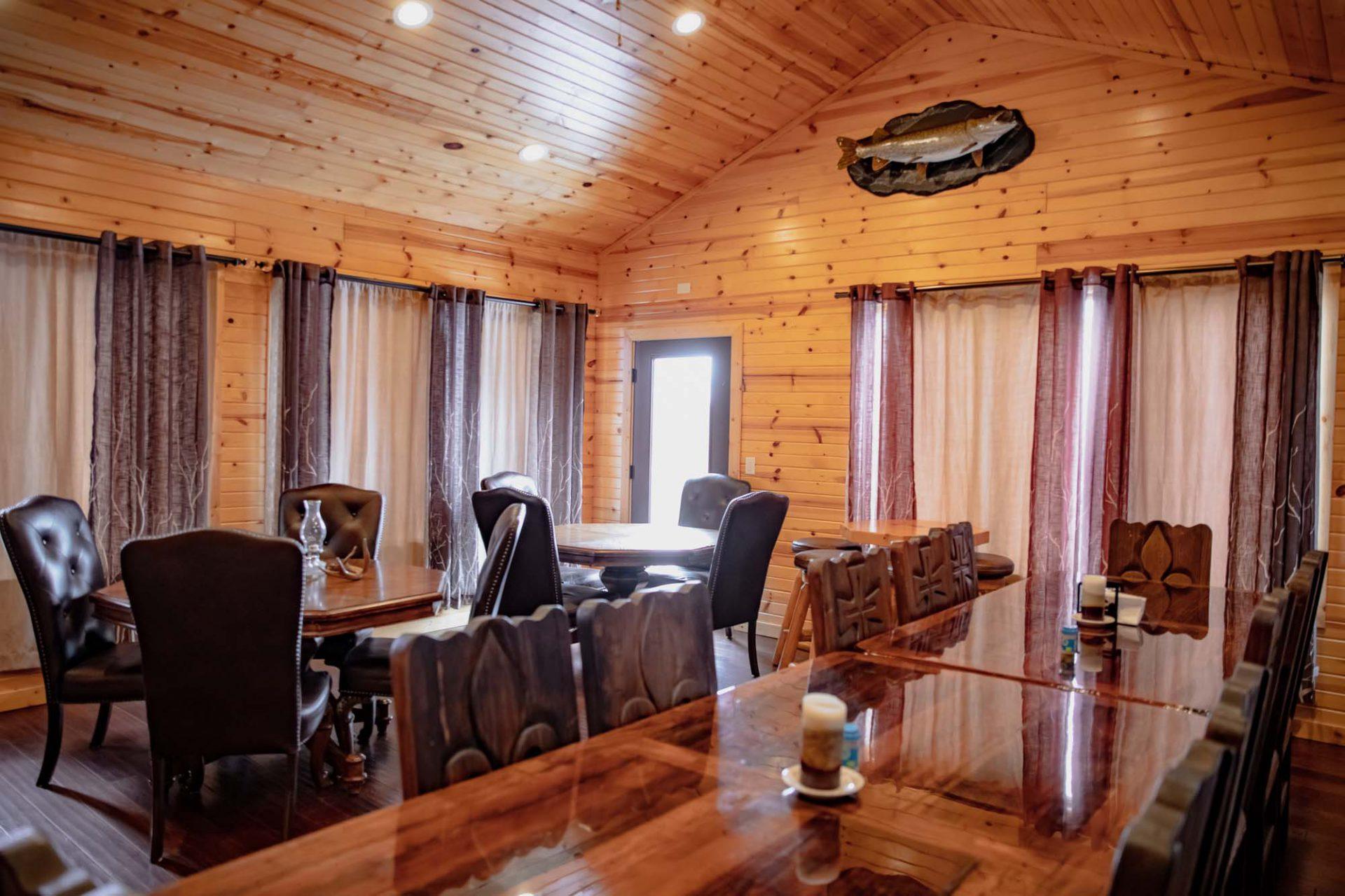 Private Resort in Wisconsin's Northwoods