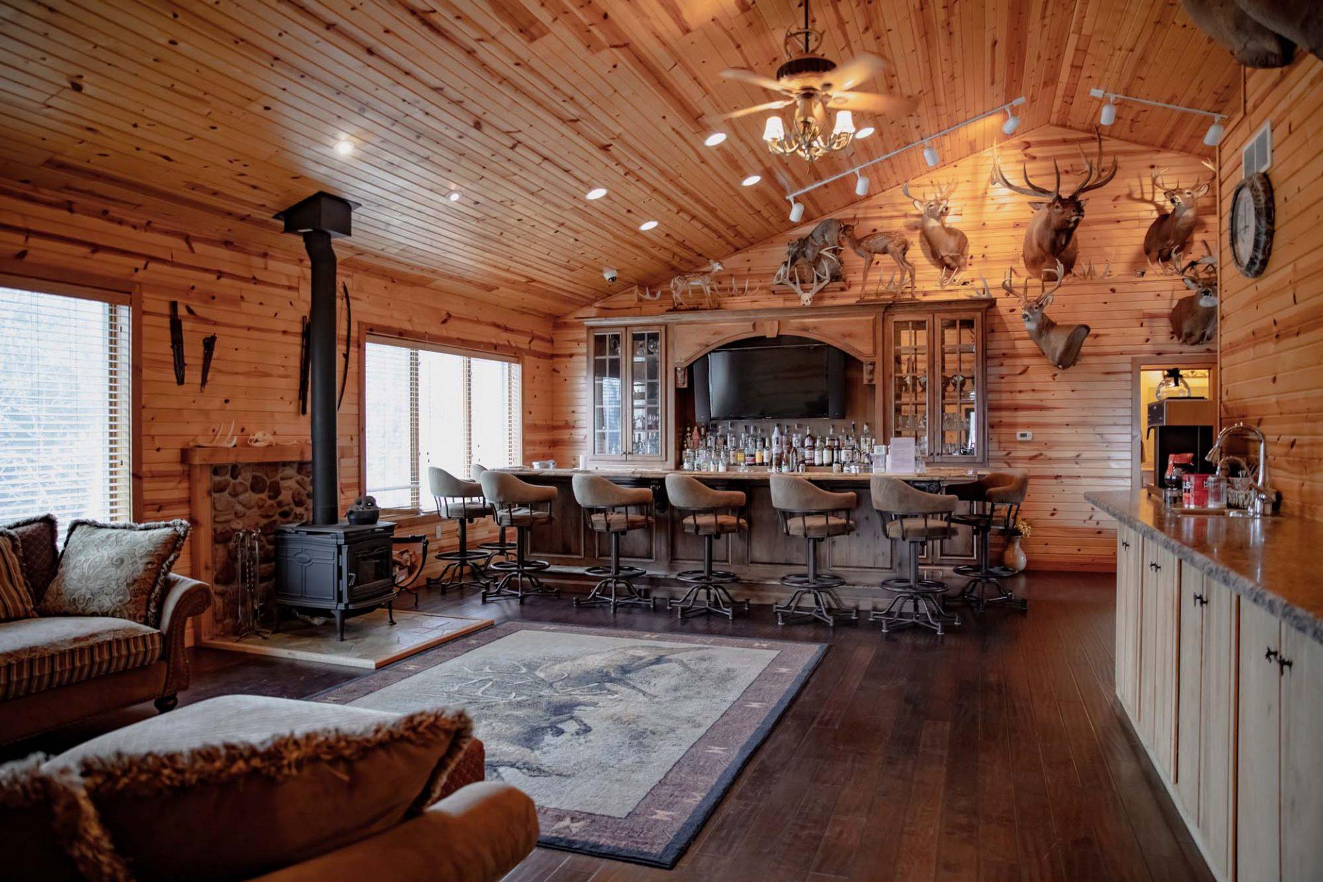 cabin rentals Wisconsin