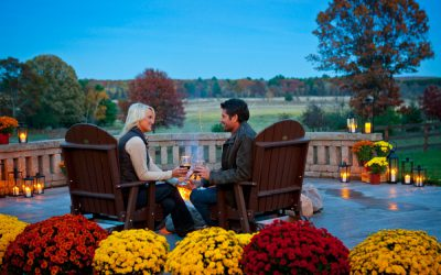 Take in the 2020 Fall Foliage at Edenwood Ranch
