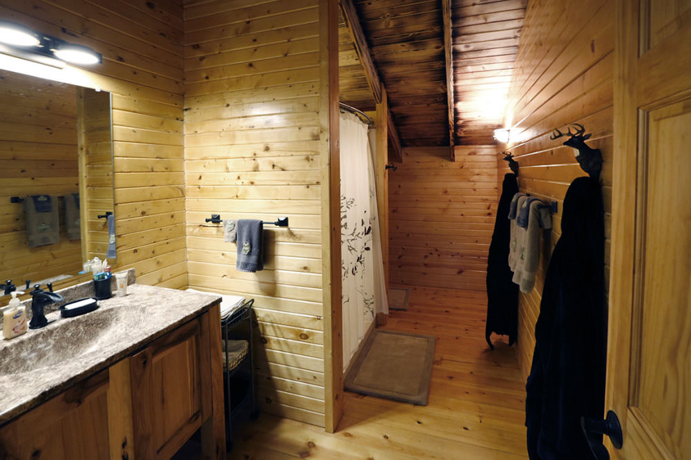 luxury cabins in Wisconsin