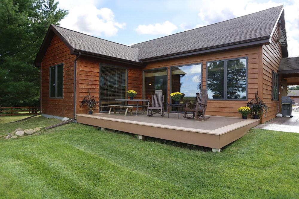 vacation cabin rental in wisconsin
