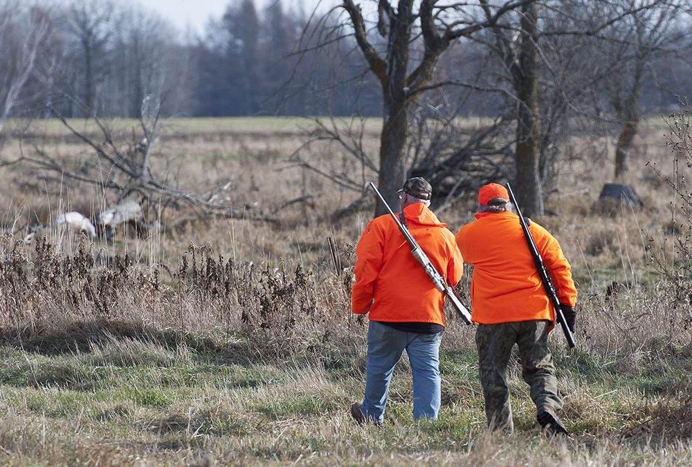 private hunting Wisconsin