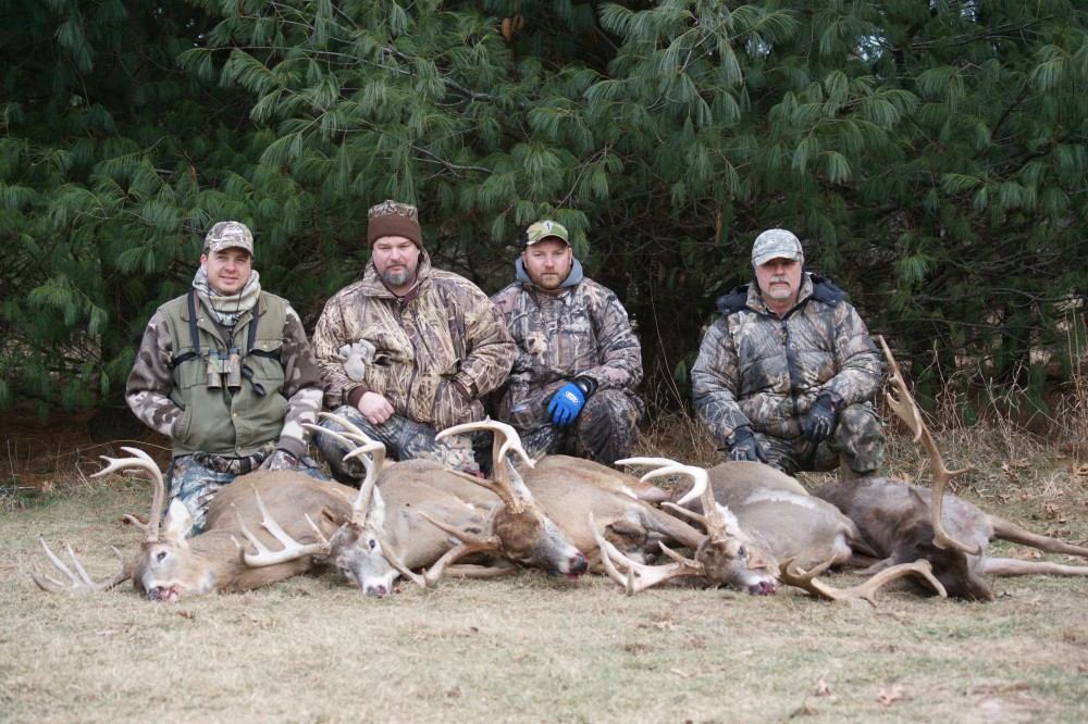 hunting trips Wisconsin