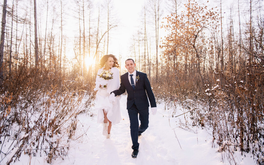 How to Plan the Perfect Rustic Winter Wedding in Wisconsin