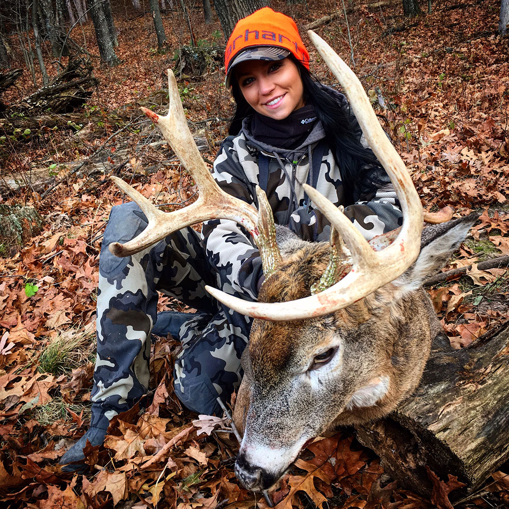trophy whitetail deer hunting Wisconsin