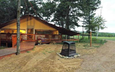 A DIY Family Summer Camp in the Northwoods