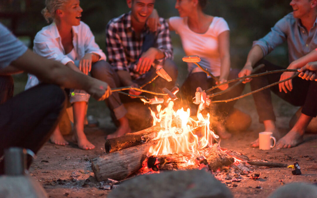 Quick & Easy Camp Food Ideas