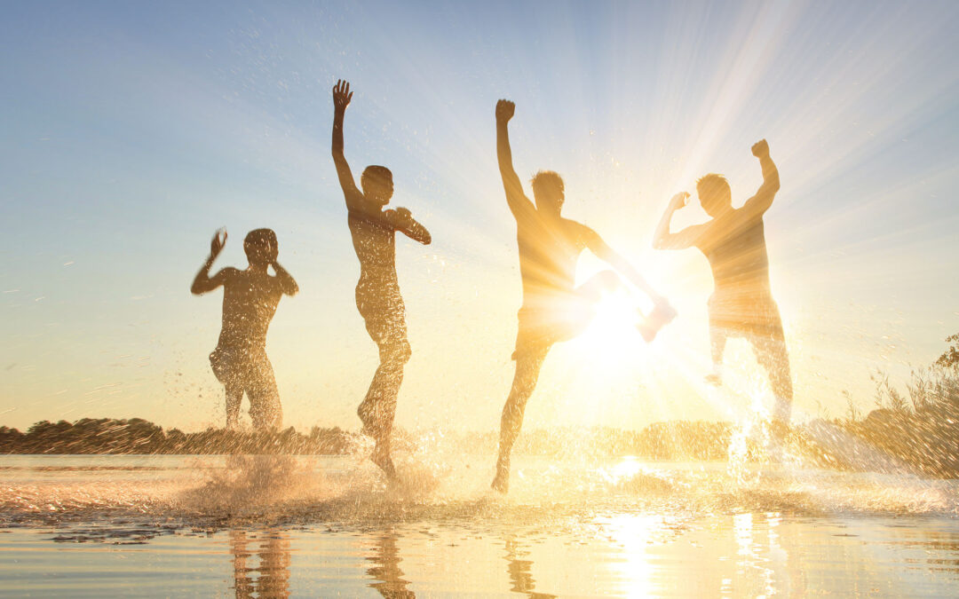 Four Vacation Activities That Will Make You Feel Young Again